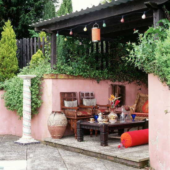 Outdoor Living Area Outdoor Living Area Ideas Image