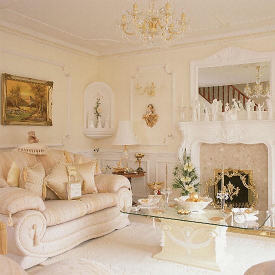Georgian Style Living Room Decorating Ideas