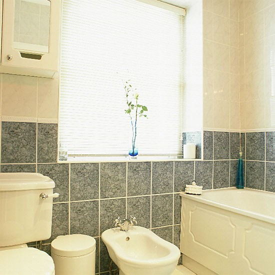 Tiled En Suite Bathroom