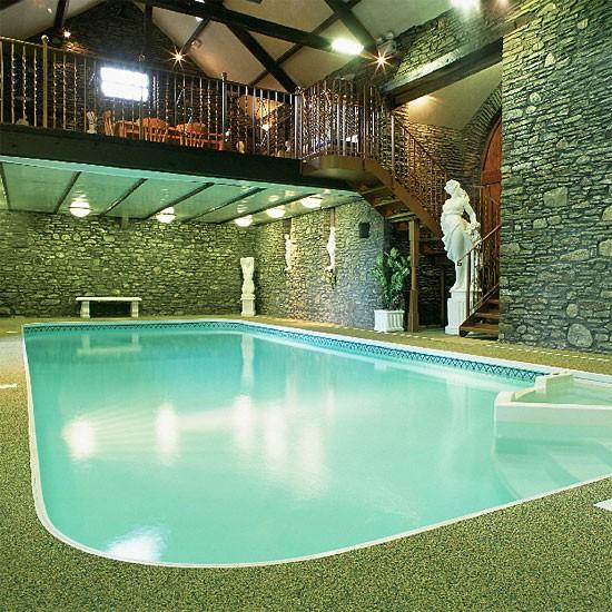 Home Swimming Pools Designs: Conversion Ideas