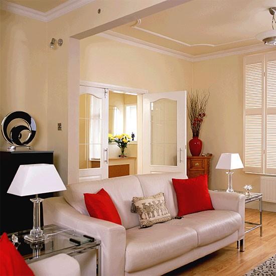 Contemporary Asian Living Room: Modern Living Room