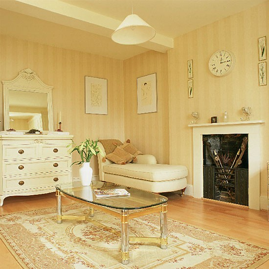French-style Bedroom Dressing Room