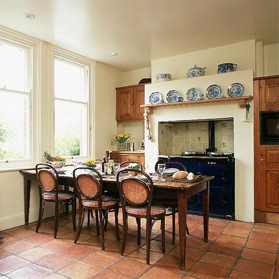 French Farmhouse Style Kitchen Kitchen Design