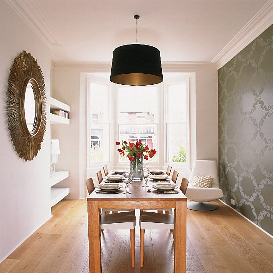 modern dining room furniture uk   Eclectic modern dining room   Dining room furniture ...