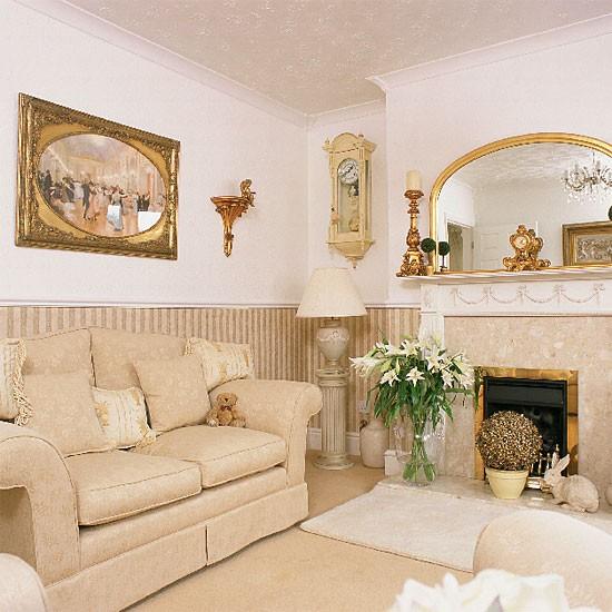 Formal Living Room: Living Room Furniture