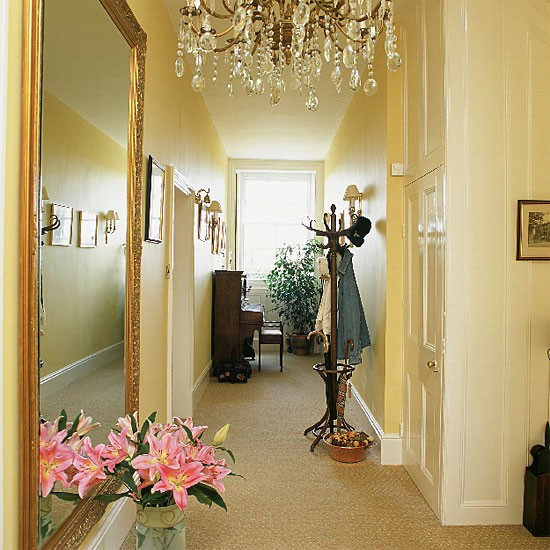 Small Hallway Paint Ideas: Hallway Furniture