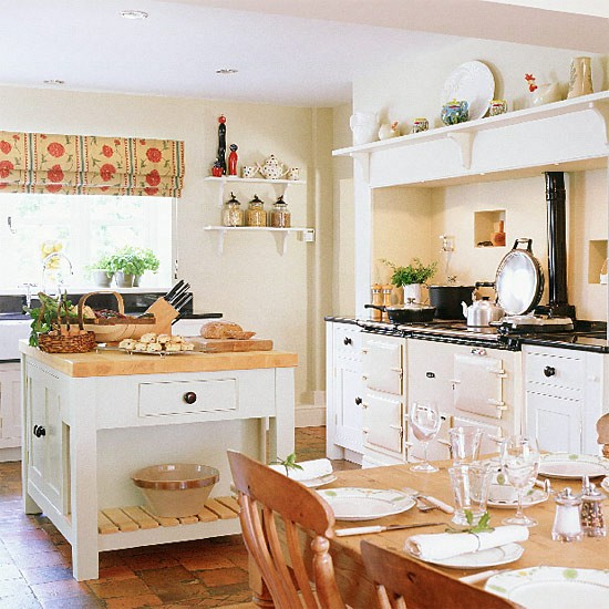 Country Kitchens Ideas: Decorating Ideas