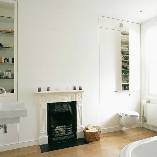 Victorian bathroom with contemporary accessories - Contemporary modern bathroom accessories ...