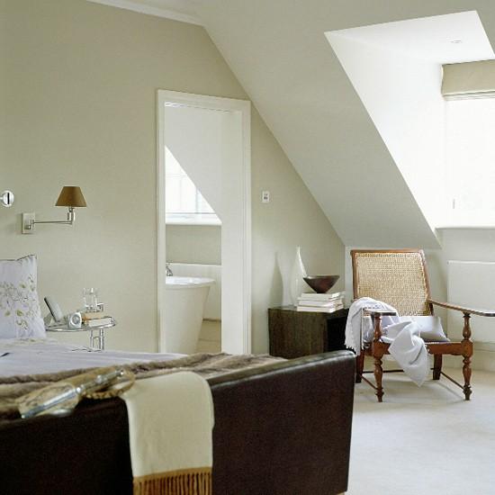 Spacious Bedroom With Modern Ensuite Bathroom