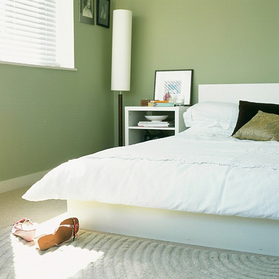 Green Bedroom Colour Schemes Bedroom Vector Free Download Blue And Red Bedroom Designs Modern Bedroom Black And White: Modern Green Bedroom