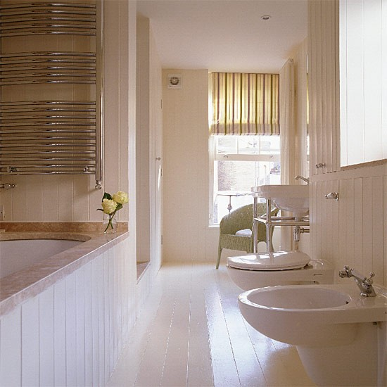 New Bathroom Designs: New England-style Bathroom