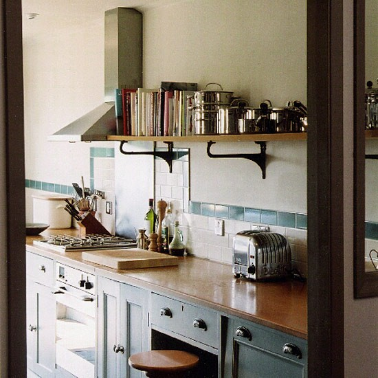 Galley Kitchen Remodeling Pictures Ideas Tips From: Cottage Galley Kitchen