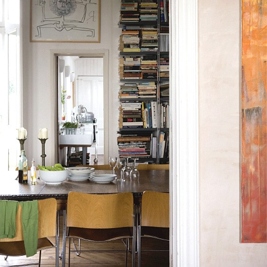 Eclectic Dining Room Tables: Dining Room Furniture