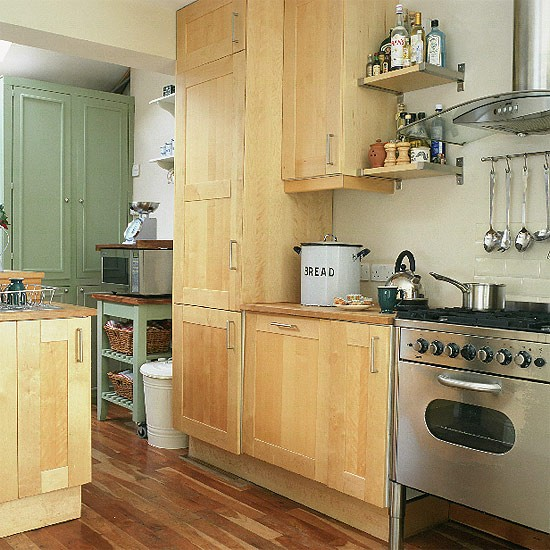 Modern Country Decorating Ideas: Modern Country Kitchen