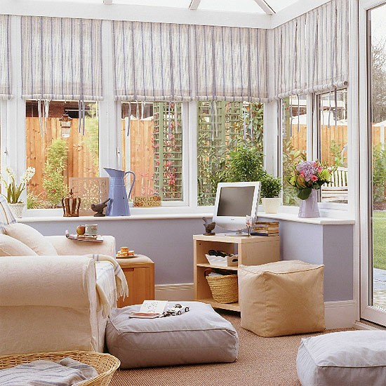 Home Decorating Ideas Uk: Family Conservatory