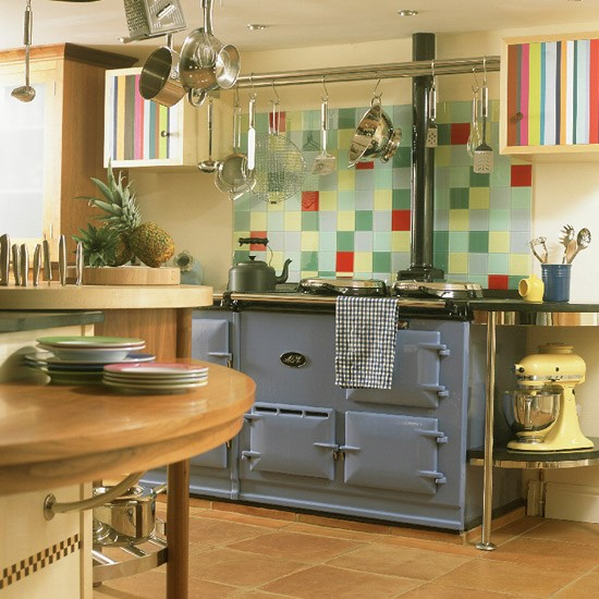 Country Kitchens Ideas: Modern Country Kitchen