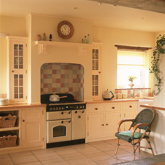 Shaker Style Kitchen Ideas: Shaker-style Country Kitchen