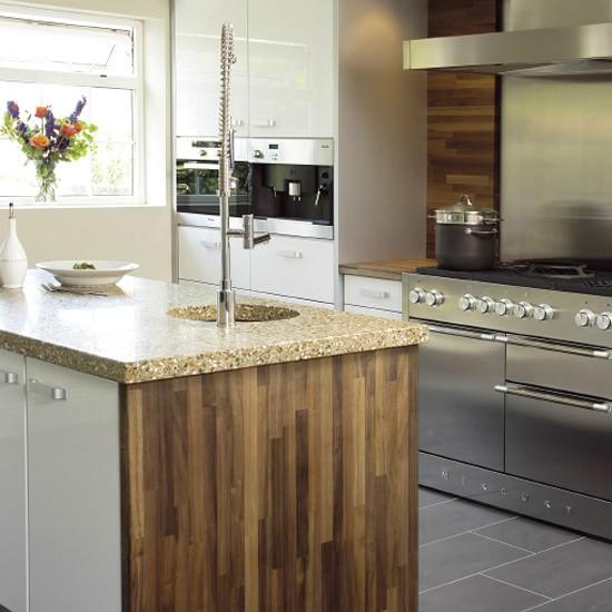 Minimalist Kitchen Decor: Minimalist Kitchen