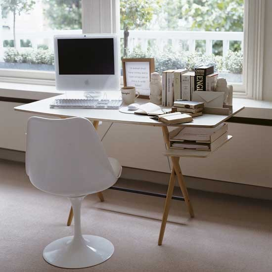 Modern Home Office Design Ideas: Contemporary Home Office
