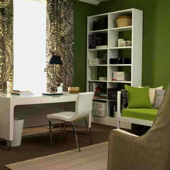 Study Room Furniture Ideas: Bedroom Home Office