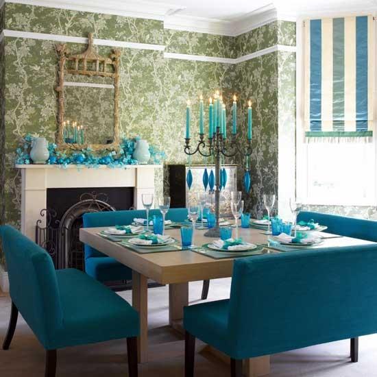 Modern Oriental Dining Room Dining Room Furniture