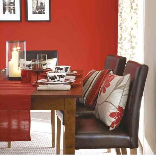 Red Dining Room Furniture: Dining Room Furniture