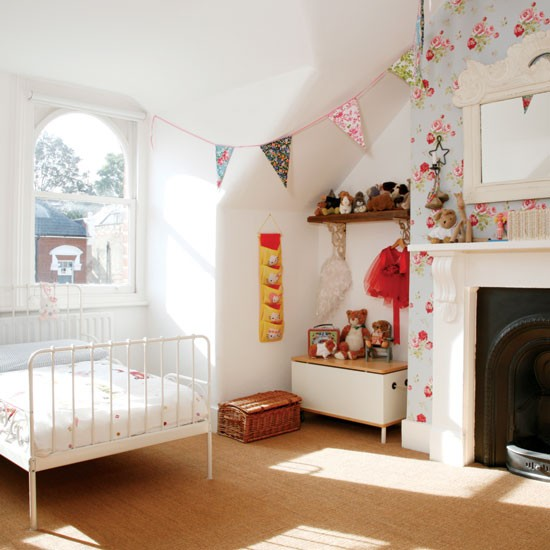 Housetohome Co Uk: Victorian Childrens Bedroom