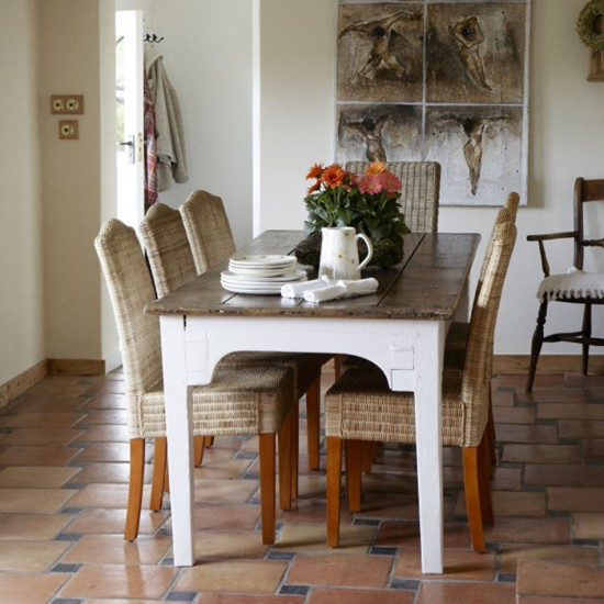 Country Dining Room Decorating Ideas: Dining Room Furniture