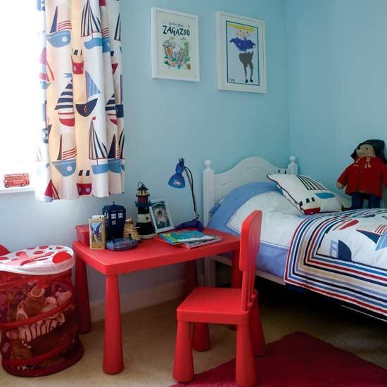 Boy S Nautical Bedroom Housetohome Co Uk