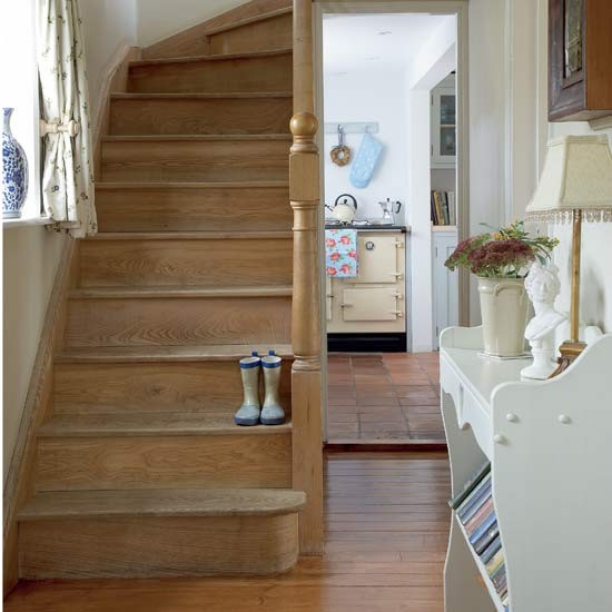 Staircase Ideas For Your Hallway That Will Really Make An: How To Decorate A Hallway