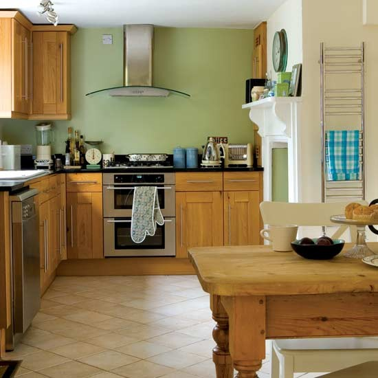 Timeless Country Kitchen