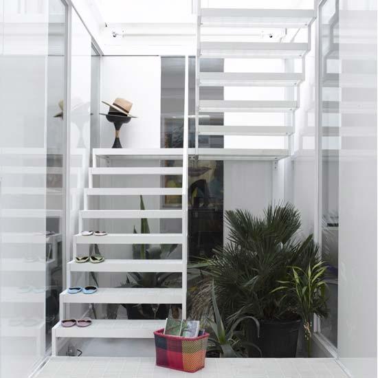 Light Modern Hallway