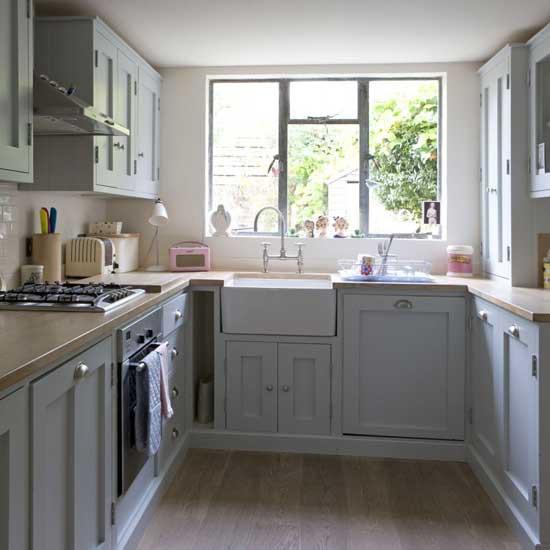 Shaker Style Kitchen Ideas: Shaker-style Kitchen