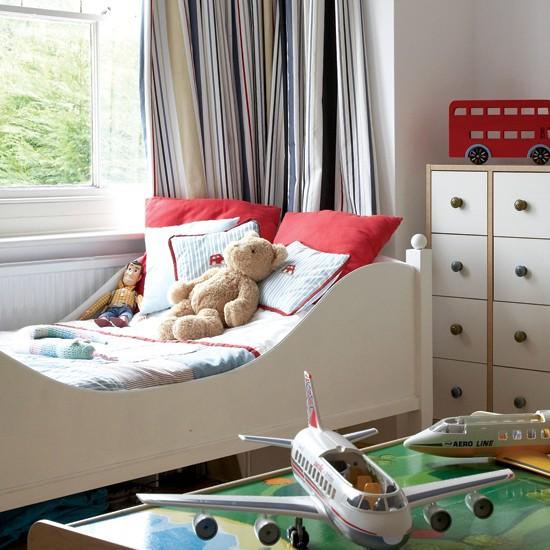 Children's Bedroom Storage