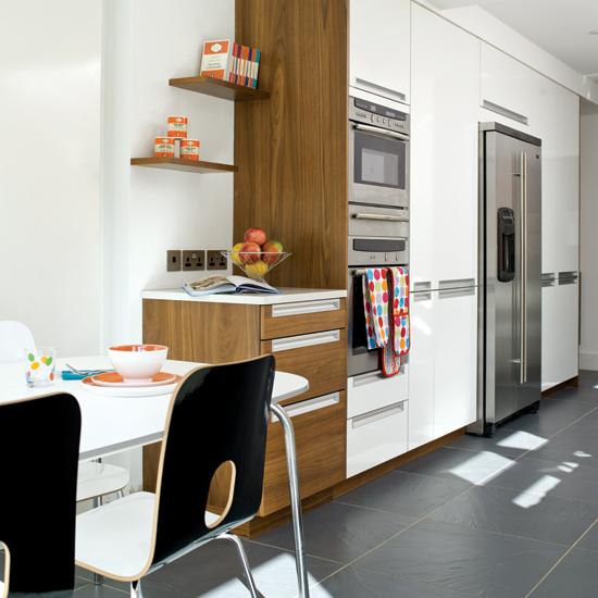 Minimalist Kitchen Decor: Kitchen Modern Minimalist Furniture Inspiration