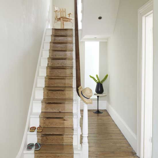 Paint Ideas For Hall Stairs And Landing: Decorating Ideas