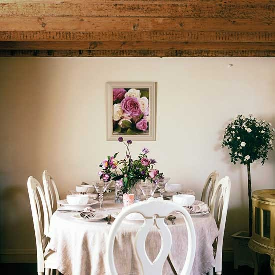 Country Style Dining Room: Country-style Dining Room