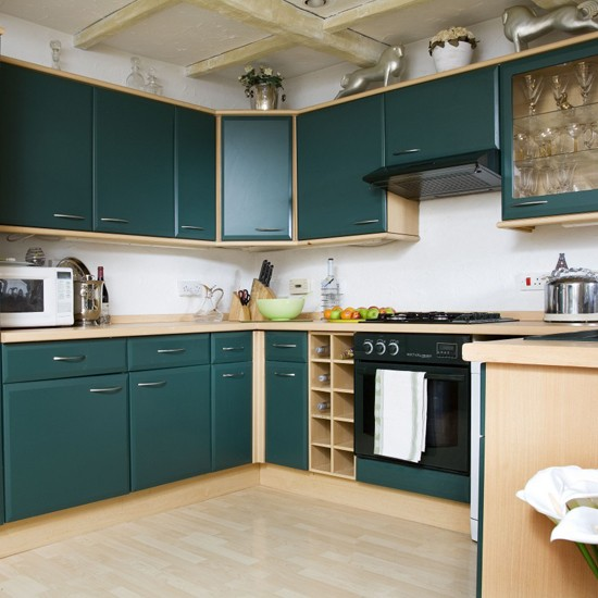 Jade Kitchen: Jade Built-in Kitchen