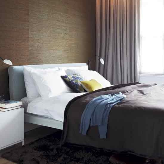 Calming Bedroom: Housetohome.co.uk