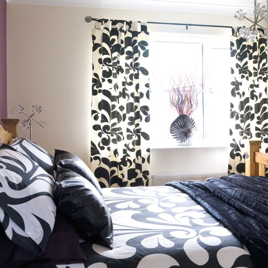 Black And White Bedroom Styling Love Bedroom Decor Real Madrid Bedroom Wallpaper Union Jack Bedroom Wallpaper: Black And White Bedroom Ideas