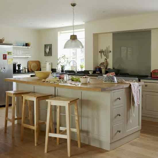 Family Kitchen Design Ideas For Cooking And Entertaining: Housetohome.co.uk