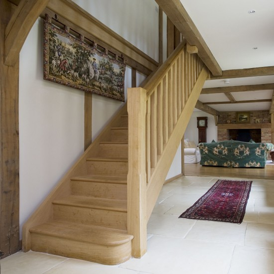Housetohome Co Uk: Country-style Hallway