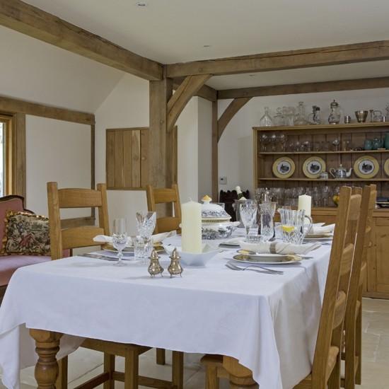 12 Rustic Dining Room Ideas: Rustic Dining Room