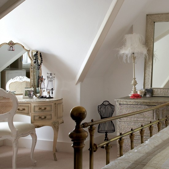 Boudoir-chic Bedroom