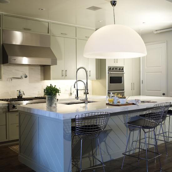 Neat Kitchen: Cool Modern Kitchen