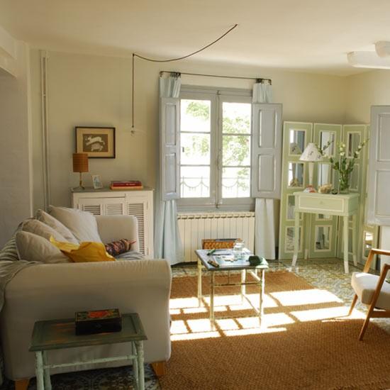 Summer Fresh Living Room