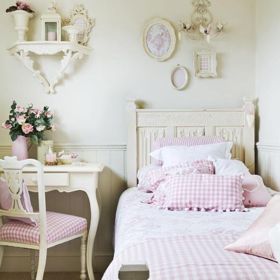 Pretty Girl Rooms: French-style Children's Bedroom