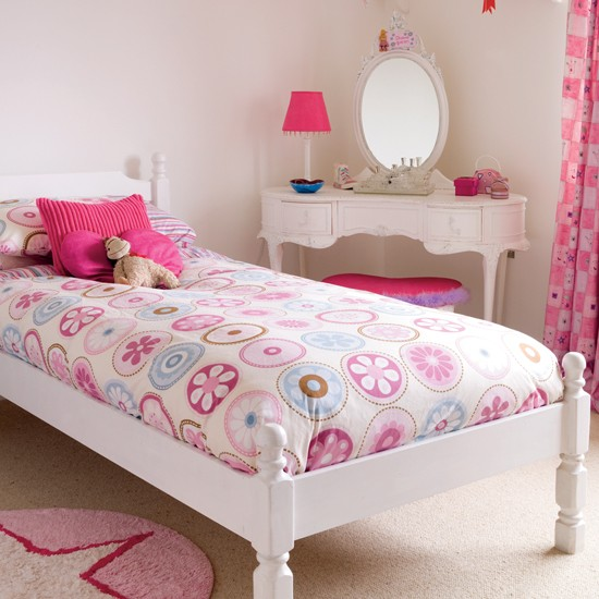 Bedroom Girly Ideas: Girly Pink Bedroom