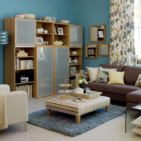 16 Functional Small Living Room Design Ideas: A Multi-functional Space