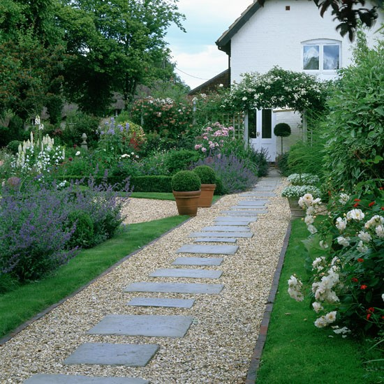 Cheap Easy Walkway: December Gardening Ideas - 10 Things To